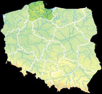 Pomorskie_Mapa